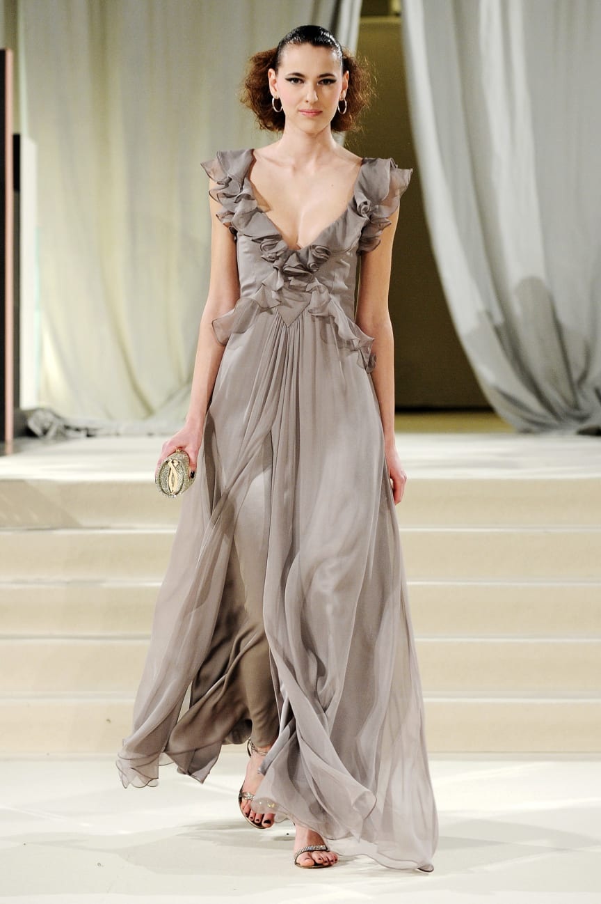 Rosenrummet på NK lanserar couture.