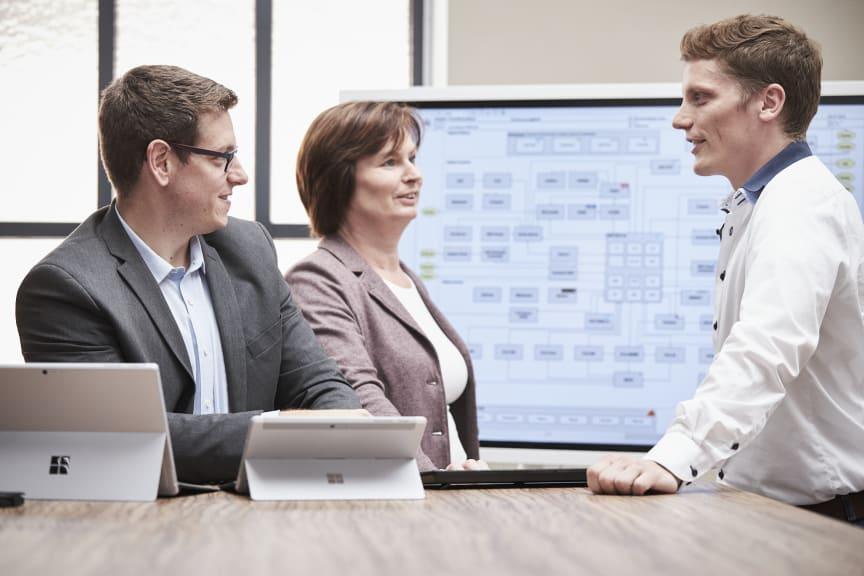 Ingenieure und IT-Spezialisten genießen bei BPW die besten Karrierechancen der gesamten Branche, wie eine aktuelle Studie unter 25.000 Unternehmen belegt.