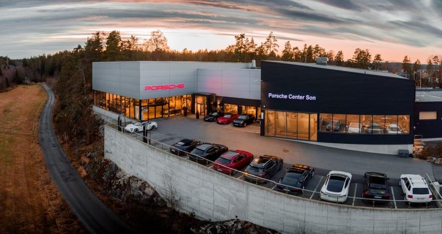 Porsche Center Son