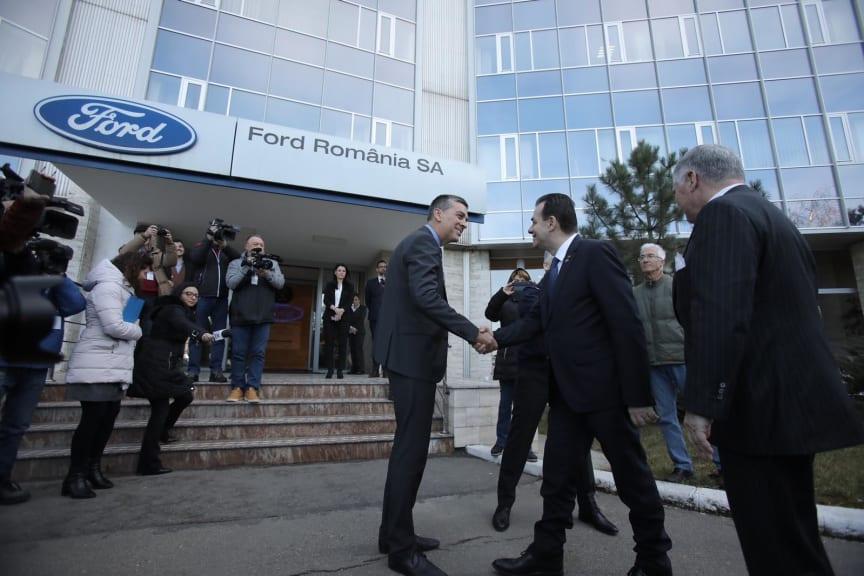 Vizita Premier Ludovic Orban@Craiova 3
