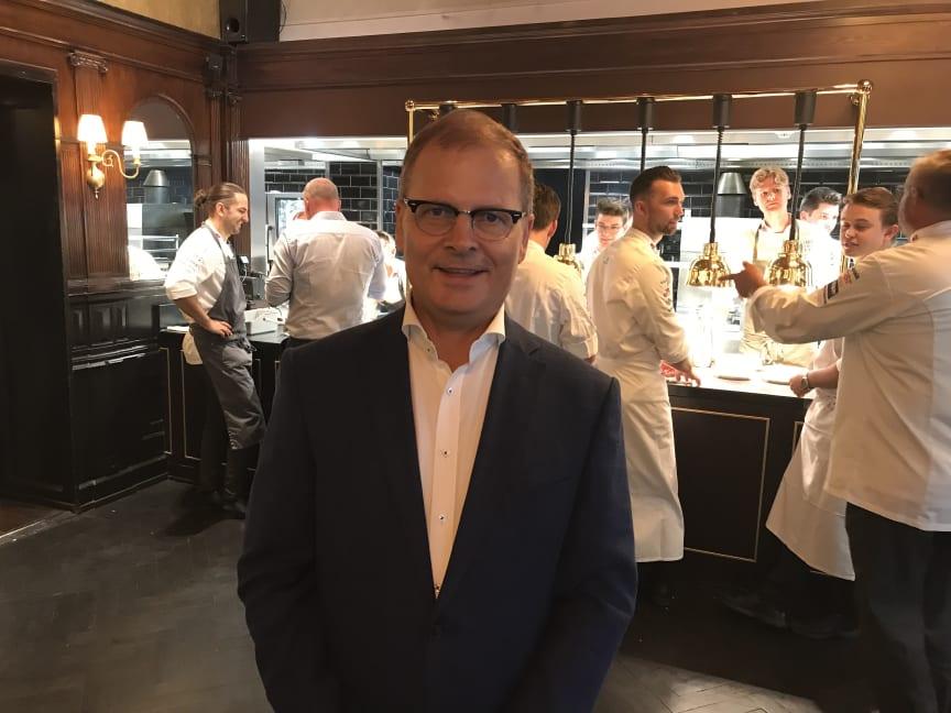 Arne Sørvig, dglig leder i Årets Kokk mener seien har et ufortjent dårlig rykte. Nå skal seien løftes frem i Årets Kokk 2019.