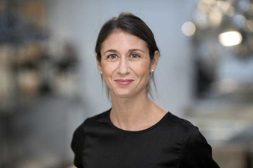 Irene Waldemarson, vd Martin & Servera Restauranghandel