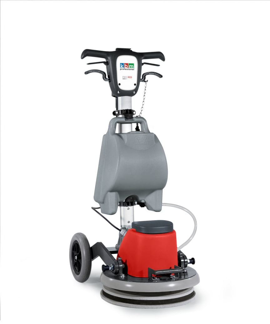 Singelskur KBM Pro Red TOR43 extra spray orbital