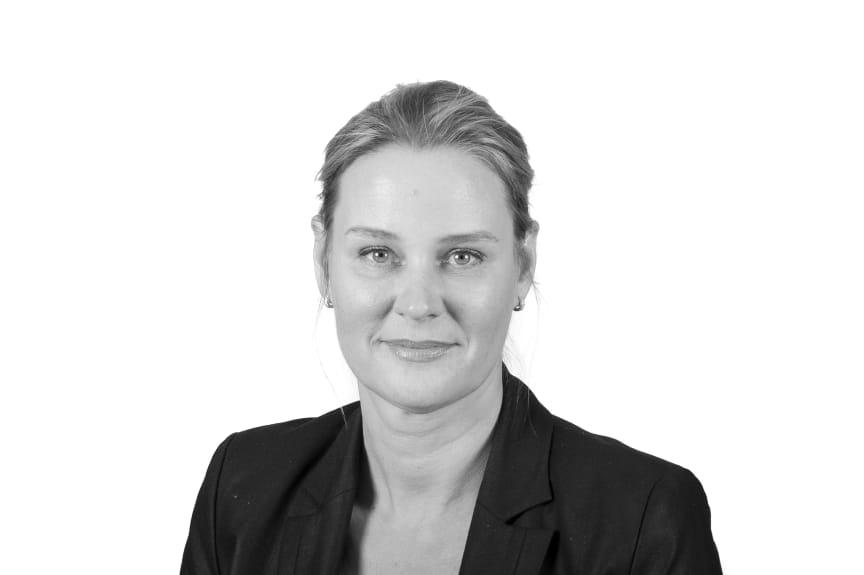 Magdalena Hedman, Marknadschef och kompetensansvarig för Stadsutveckling, FOJAB
