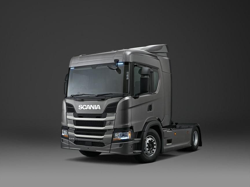 Scania G 410 4x2 trækker med sovekabine