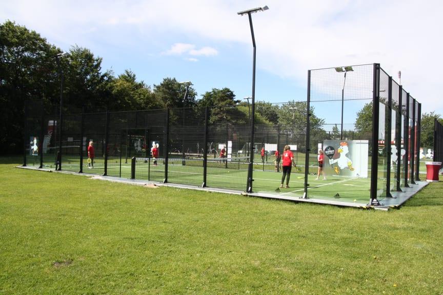 Danpo Padel Tennis
