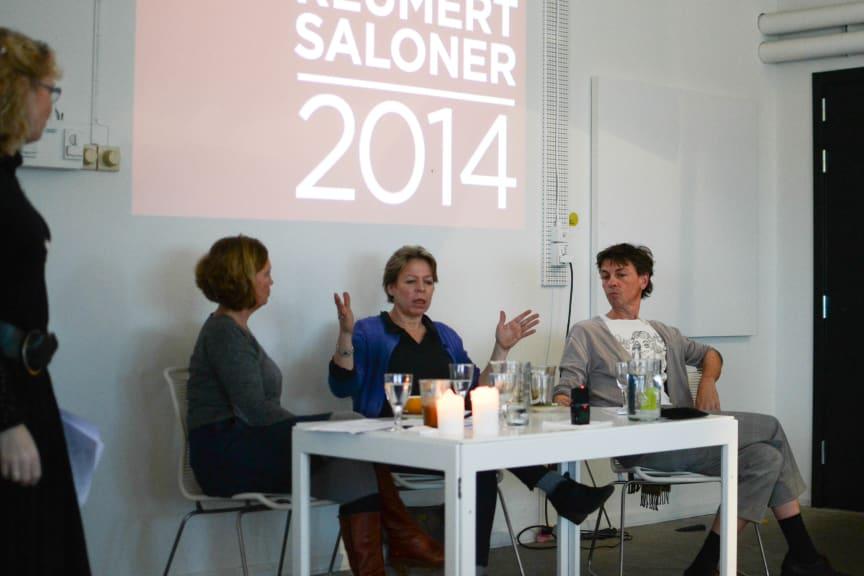 Reumert-salon hos Aaben Dans i Roskilde