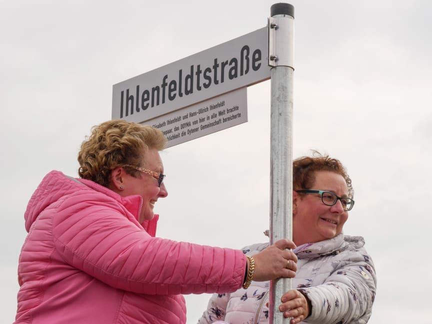 Ihlenfeldtstraße_Einweihung