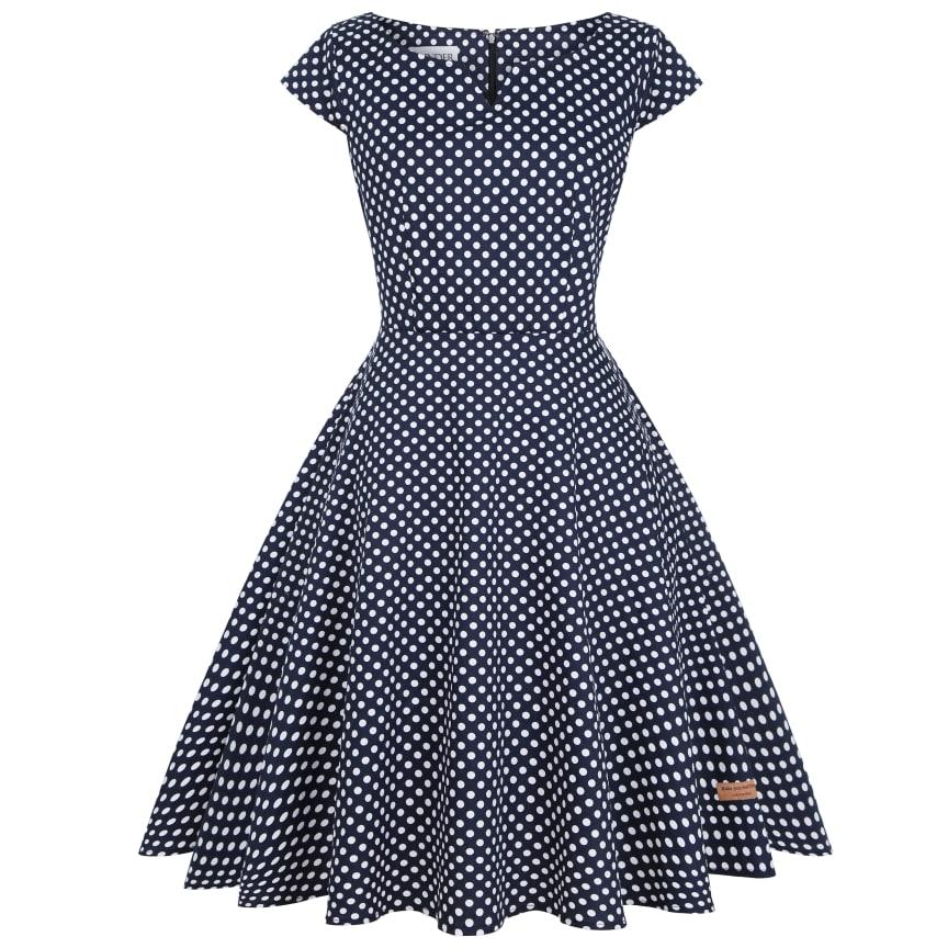 Glinder årets prickiga klänning 2021