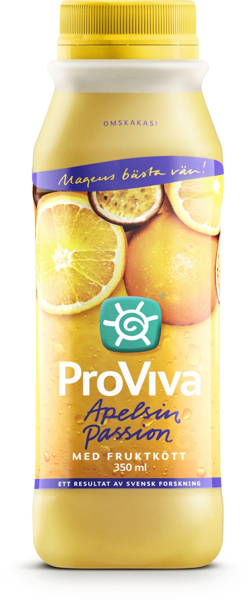 ProViva Apelsin-Passion 350 ml
