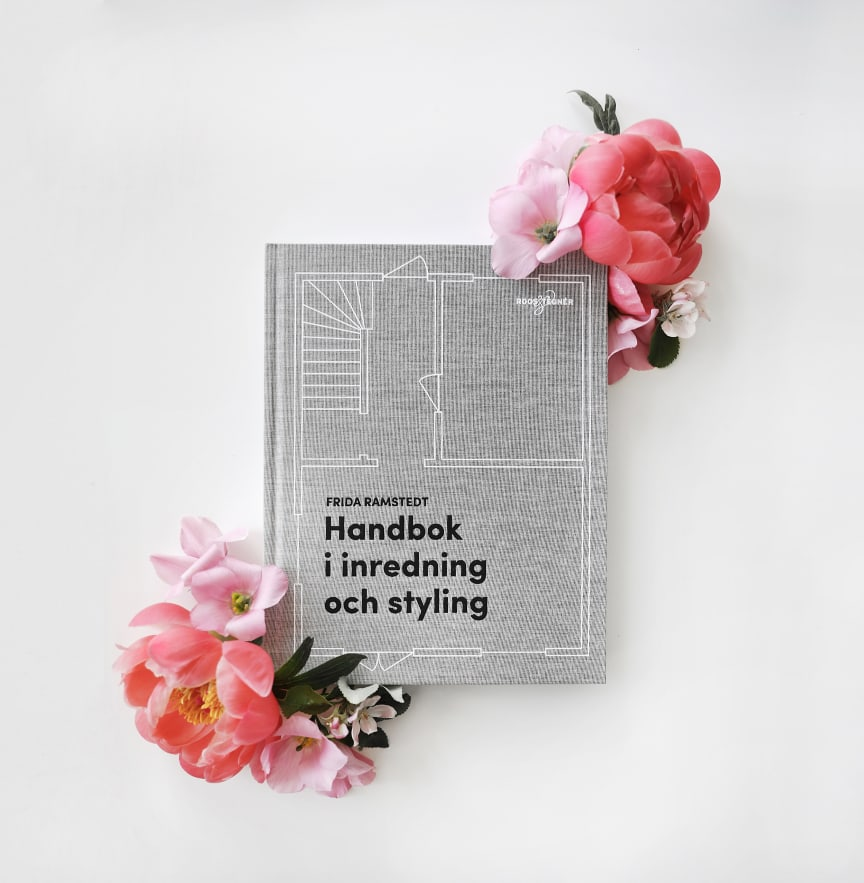 Frida Ramstedts Handbok i inredning och styling RGB