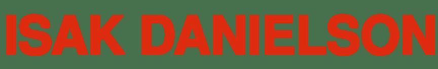 Isak_logo_röd