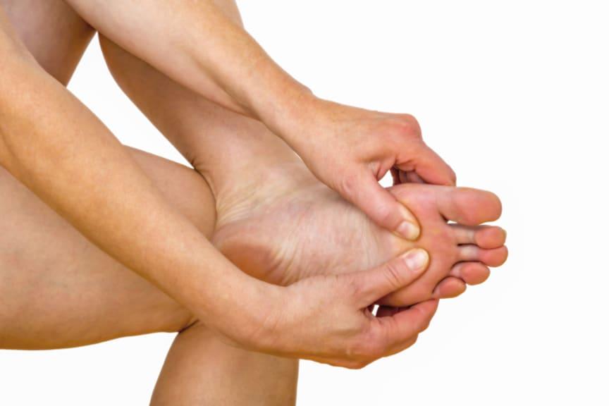 Füße in Gefahr - das Diabetische Fußsyndrom