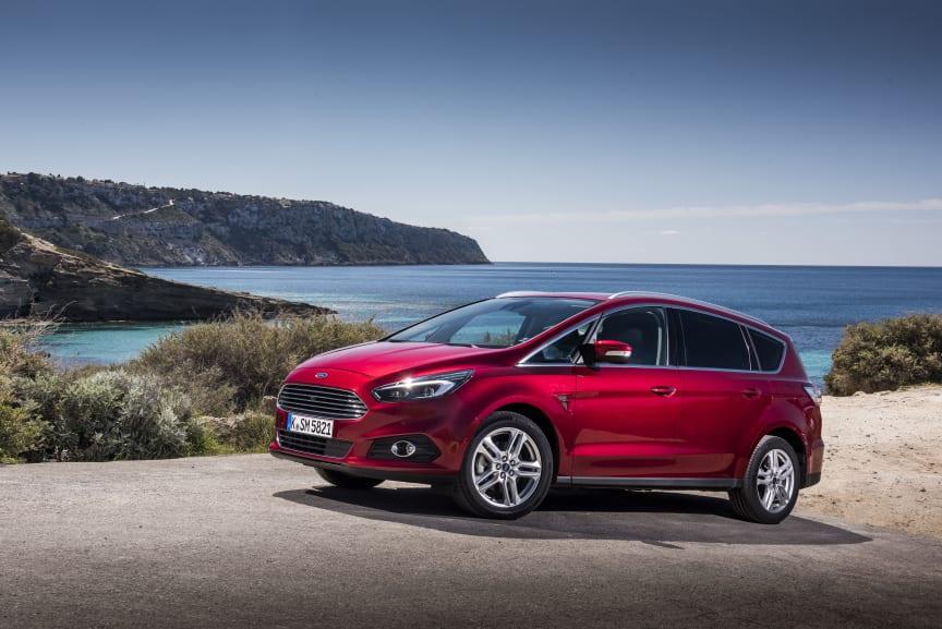 Ny Ford S-MAX 3