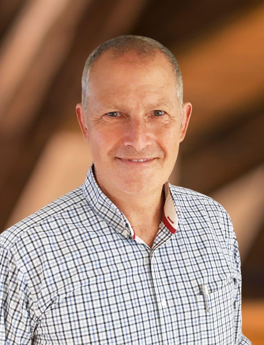 Kasper Madsen, vd på Viking Malt