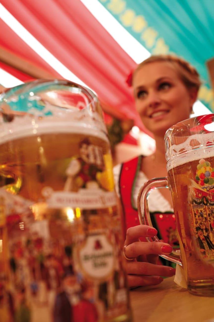 Stuttgart, Cannstatter Volksfest