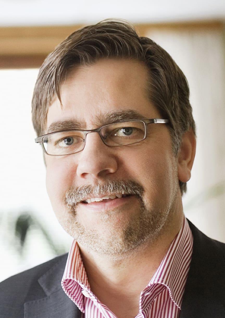 Lennart Albertsson, vd Kemira Kemi AB