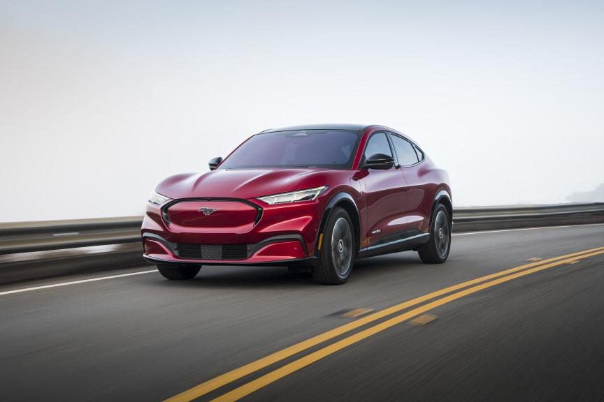 Mustang-Mach-E 2021