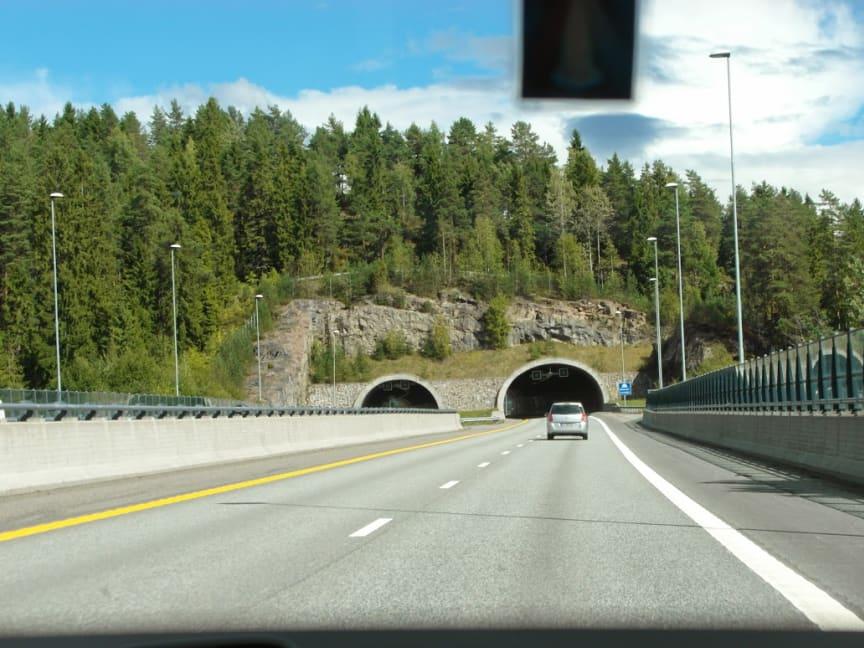 Løft for tunneler