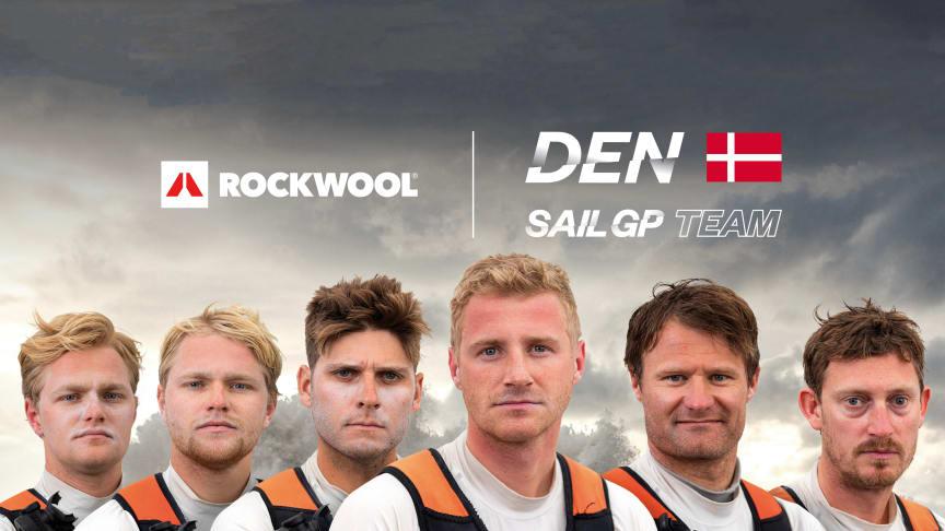 Det danske SailGP-hold