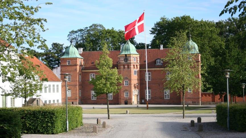 Arkitektgruppens Hovedkontor, Hollufgård Odense