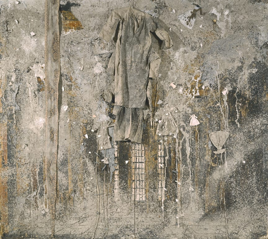 Anselm Kiefer, Ladder to the Sky, 1990-1991