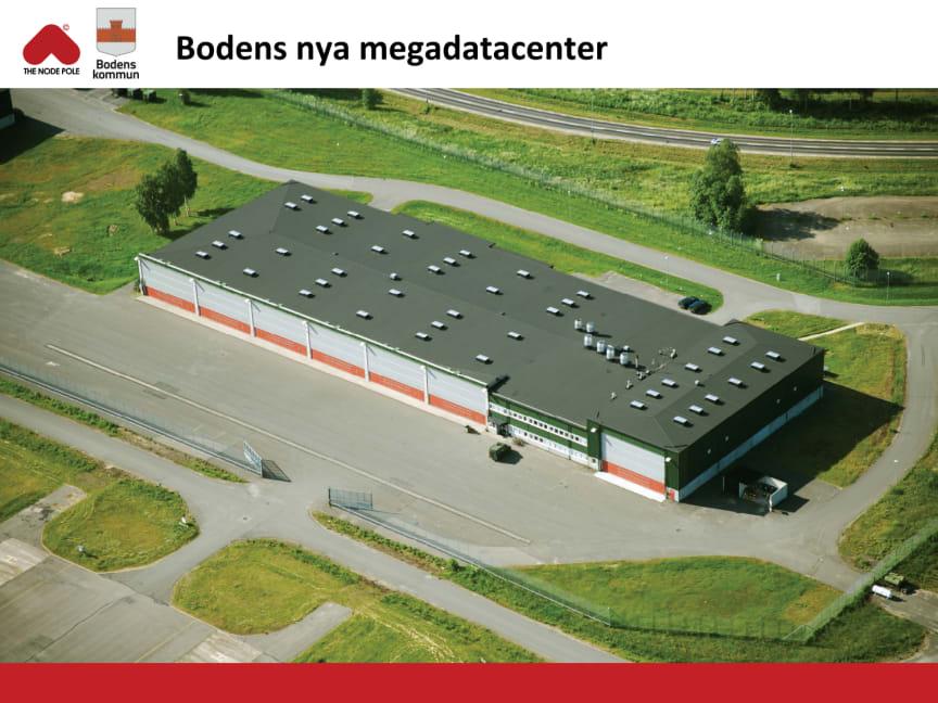 KnC Miner etablerar megadatacenter i Boden