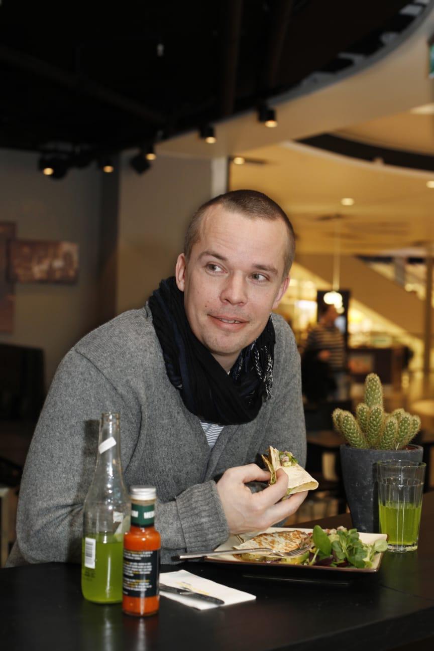 Serrano i Stockholm till final i Arla Guldko® 2011