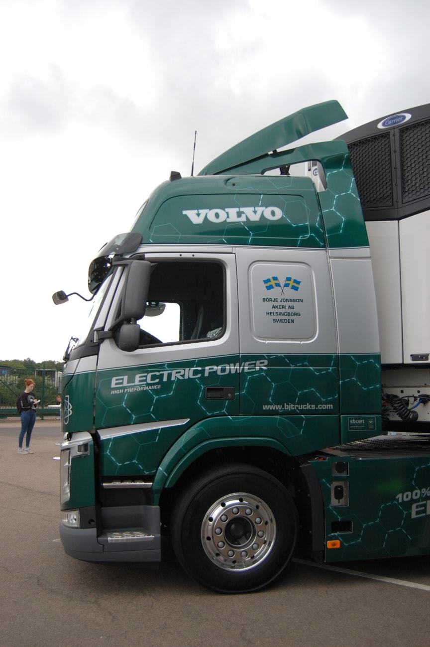 Volvo Electric Power 2