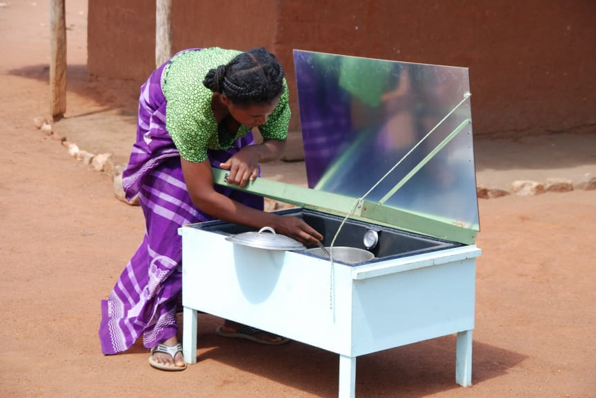 myclimate-Klimaschutzprojekt Solarkocher für Madagaskar