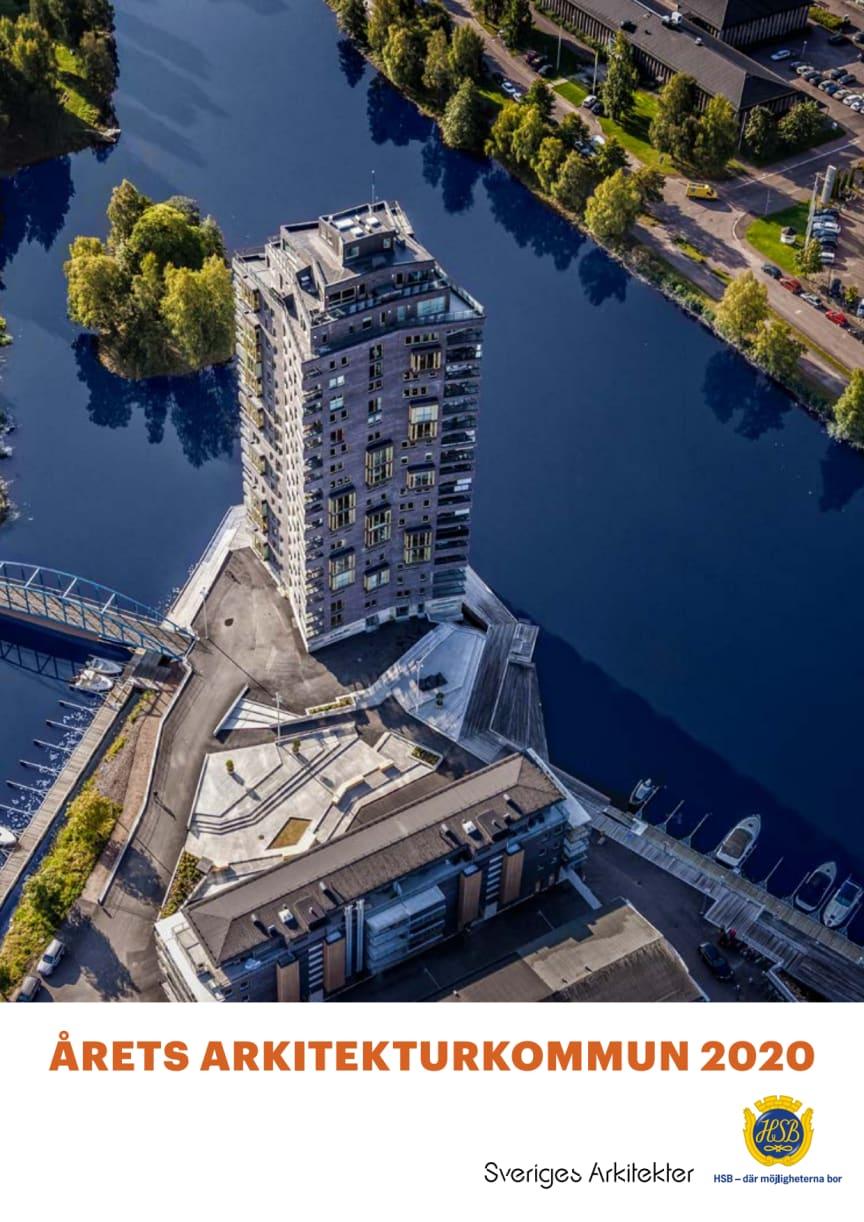 Rapport: Årets Arkitekturkommun 2020