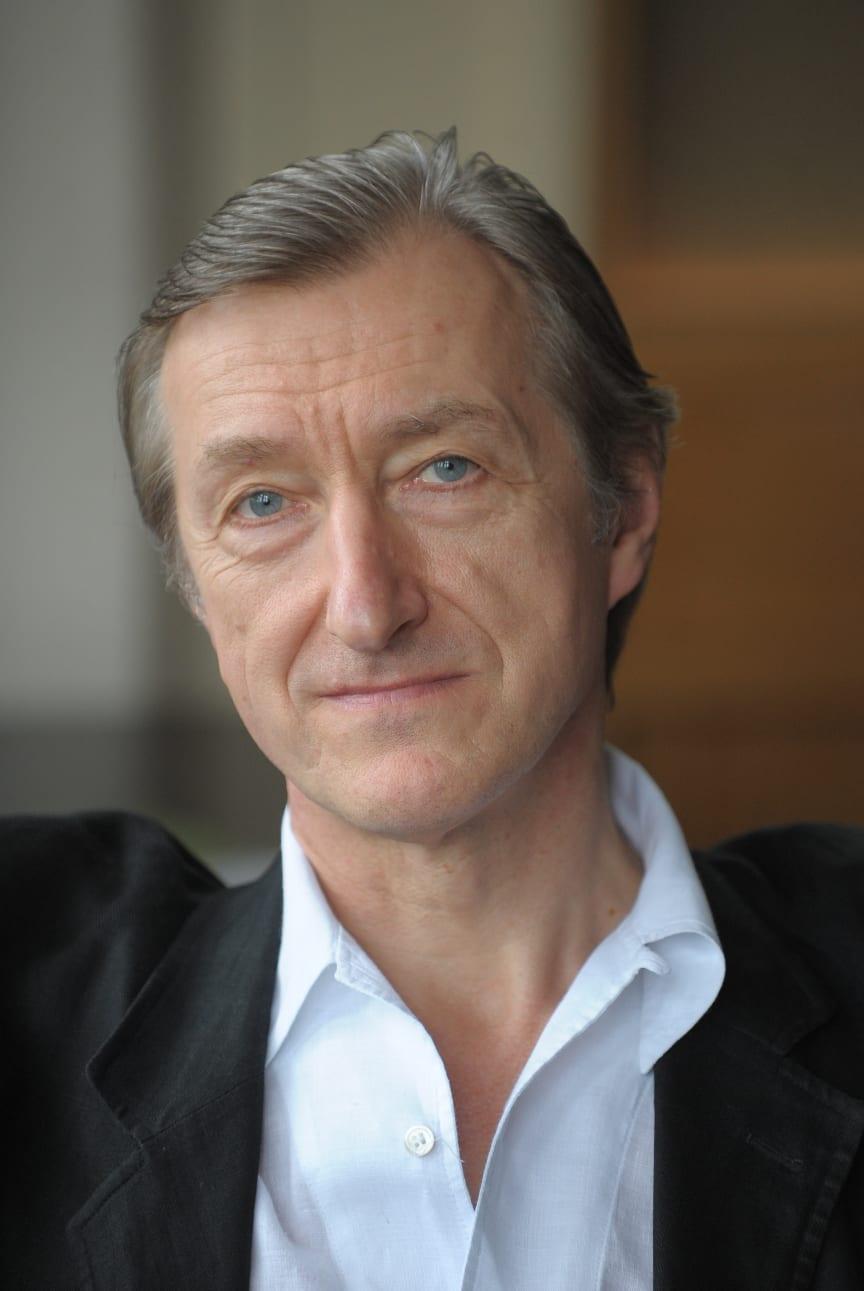 Portrett Julian Barnes