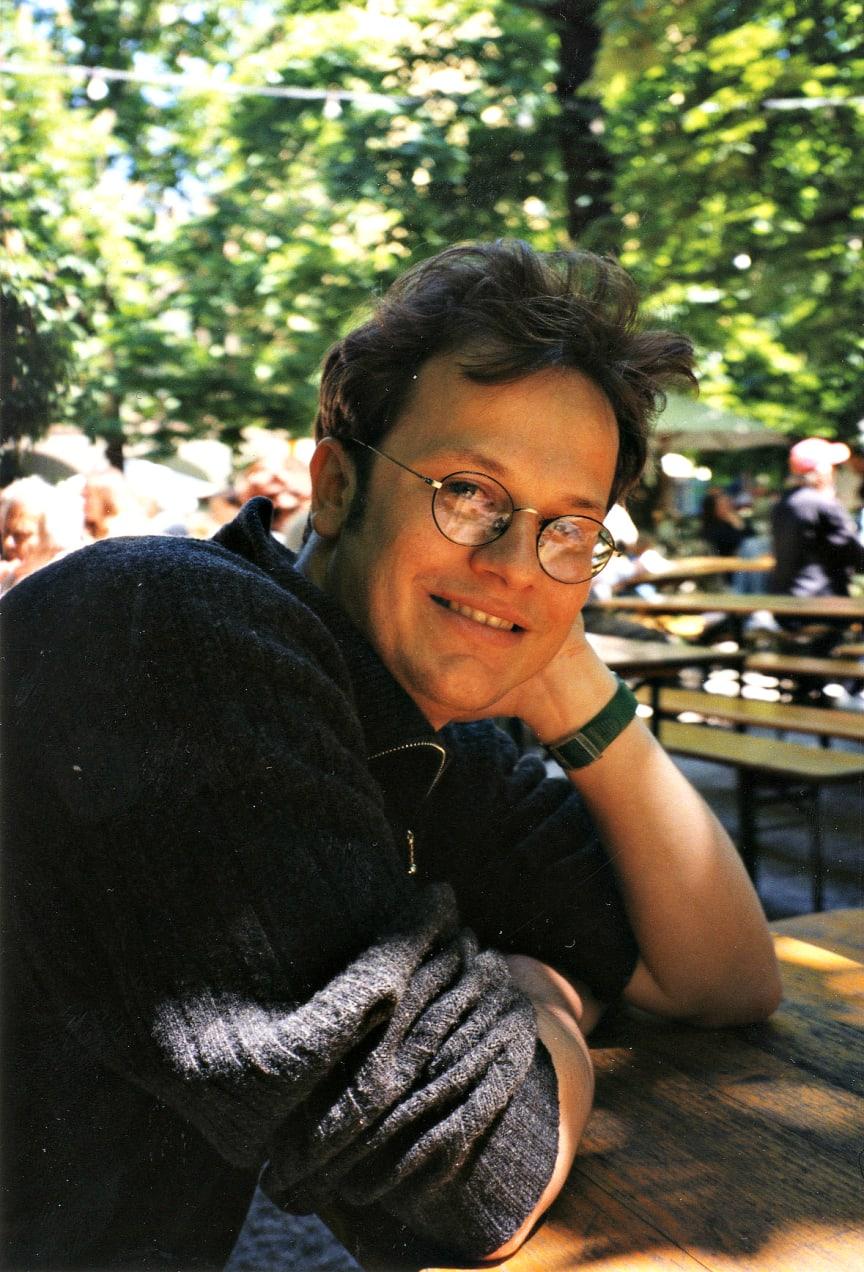 Felix Burda 25.11.1967 - 25.02.2001