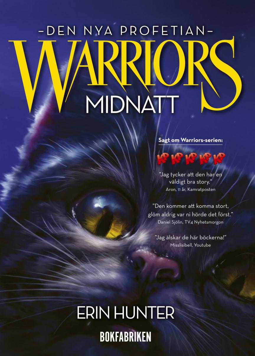 Warriors 2:1 Midnatt