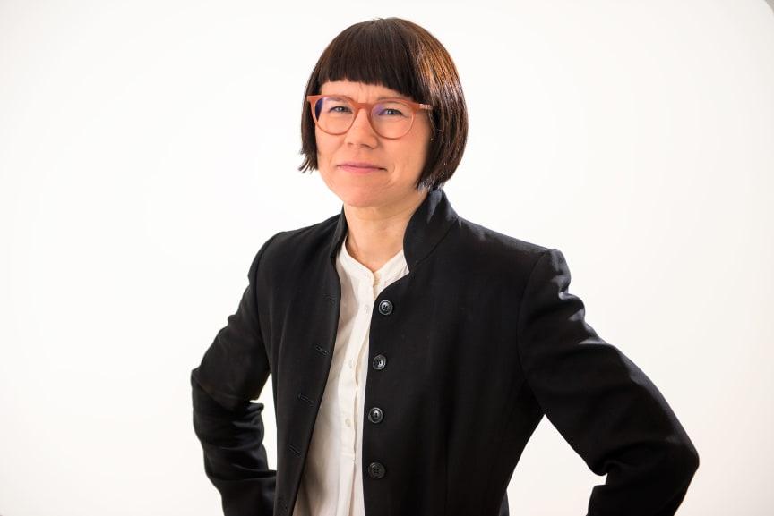 Kristina Ljungros, generalsekreterare