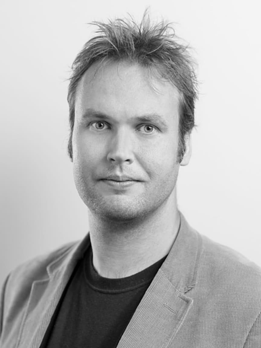 Sebastiaan Meijer, professor i vårdlogistik vid KTH.