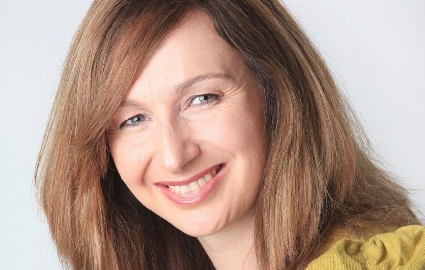 Go North East's on-bus announcer, Emma Hignett