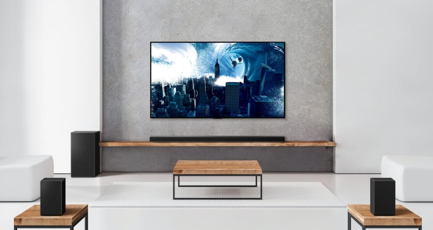 LG Soundbar Features 02
