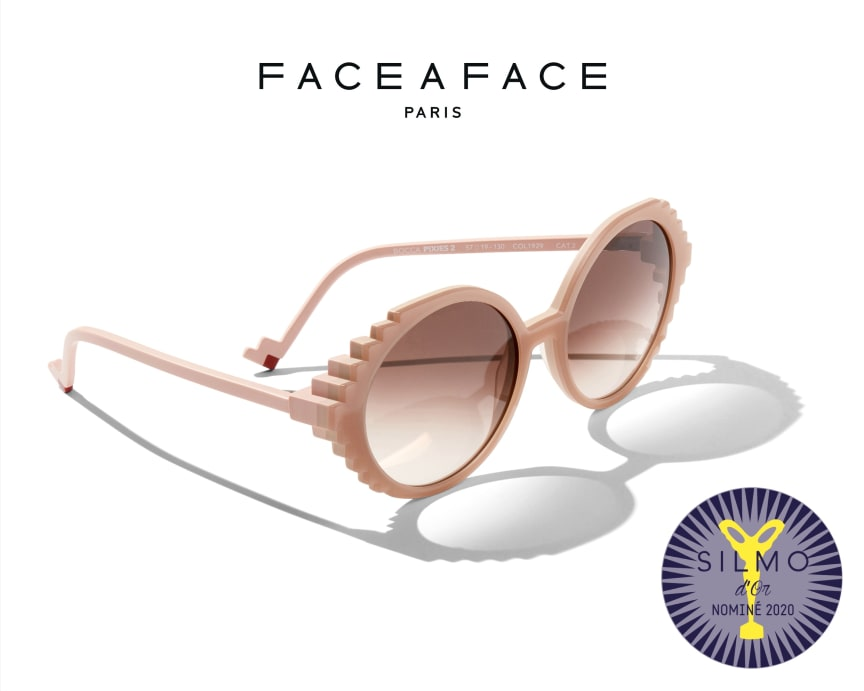 FACE A FACE // BOCCA PIXIES2 col1929 Silmo d or
