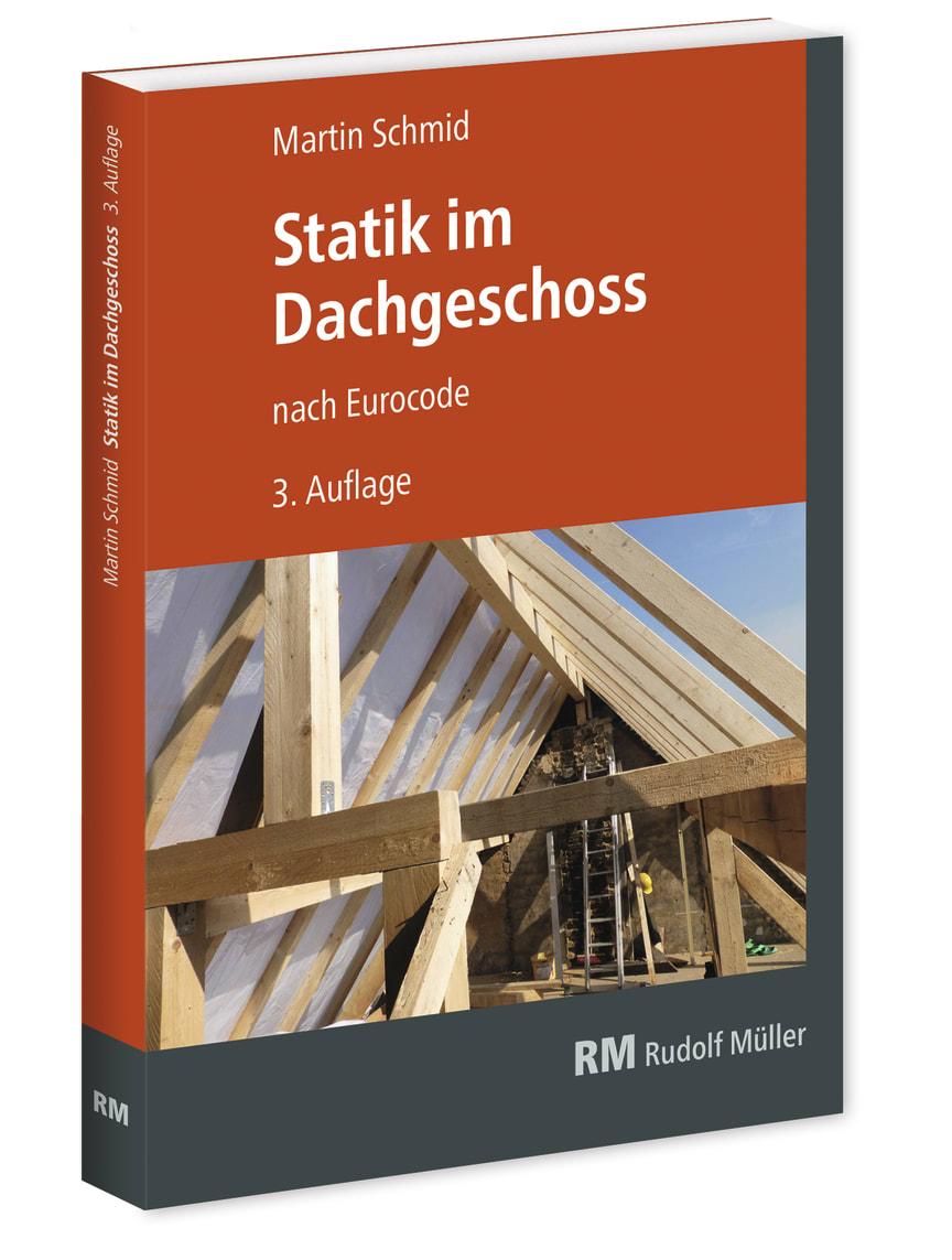 Statik im Dachgeschoss nach Eurocode (3D(tif)