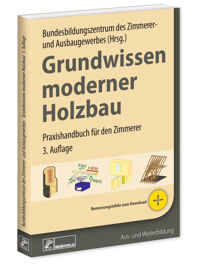 Grundwissen moderner Holzbau (3D/tif)