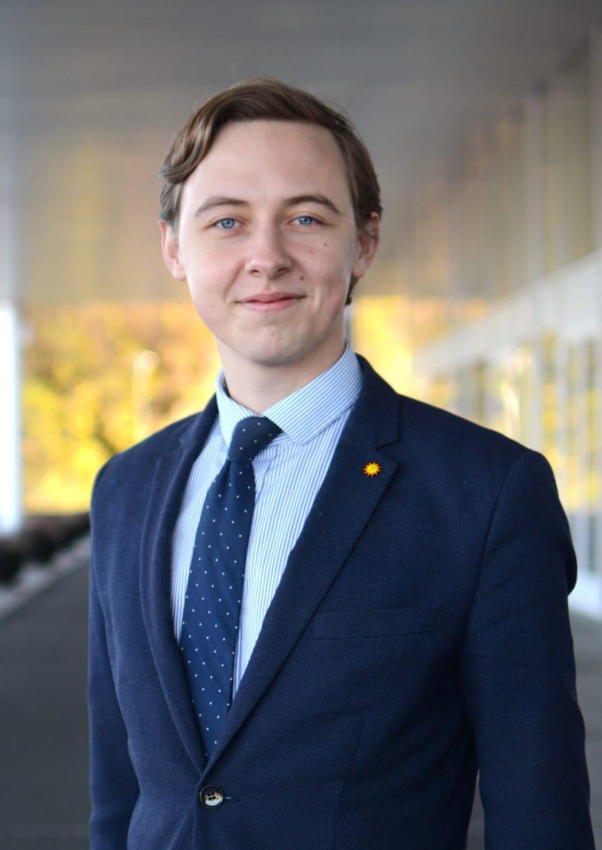 Alexander Torin (M), kommunalråd