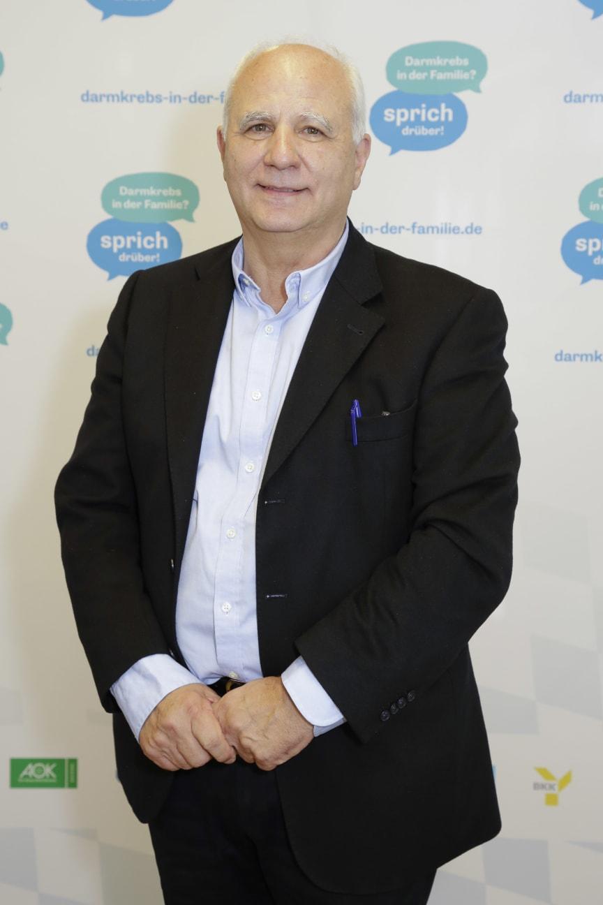 FARKOR: Dr. Pedro Schmelz, 1.stellv. Vorsitzender des Vorstands der Kassenärztlichen Vereinigung Bayerns (KVB)