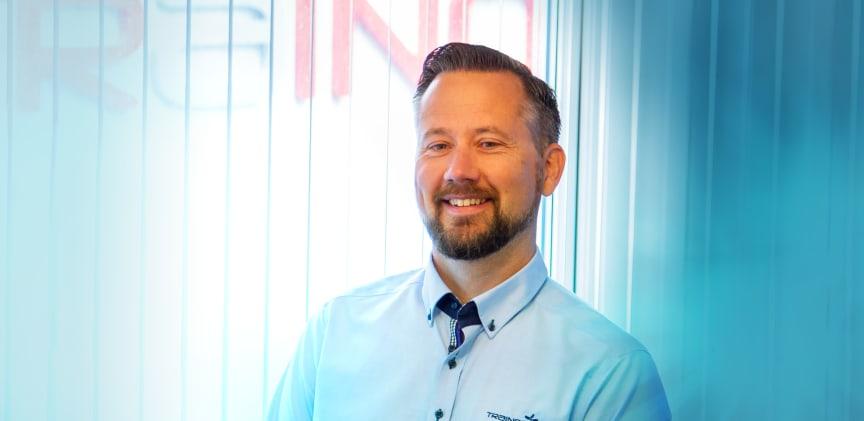 Stian Martinsen, CEO