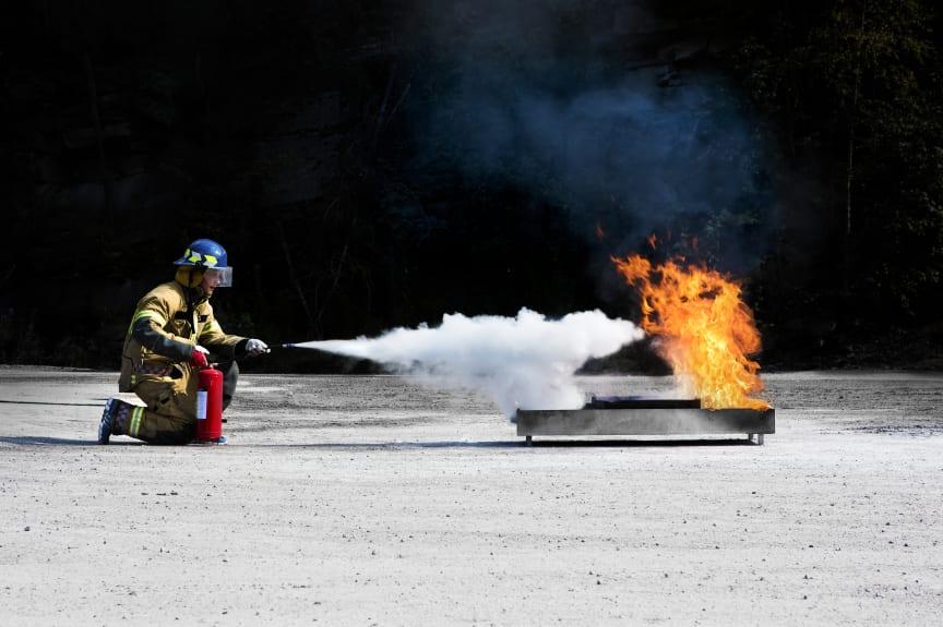 Brannslokking
