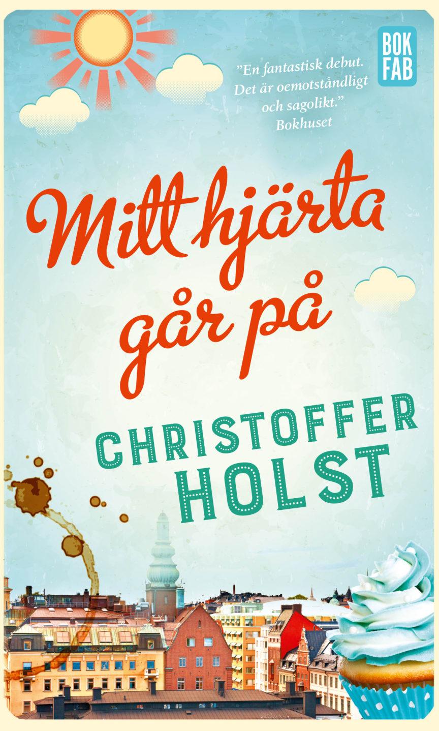 Mitt hjärta går på, pocket av Christoffer Holst