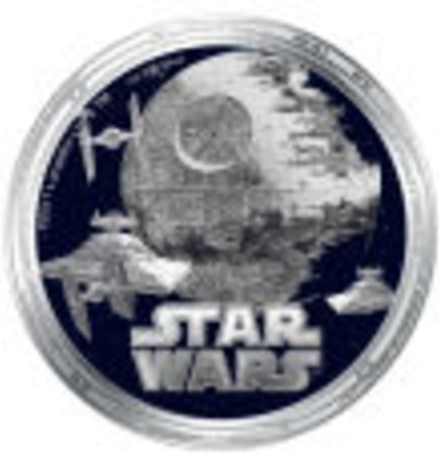 Dødsstjernen - Star Wars Myntsett