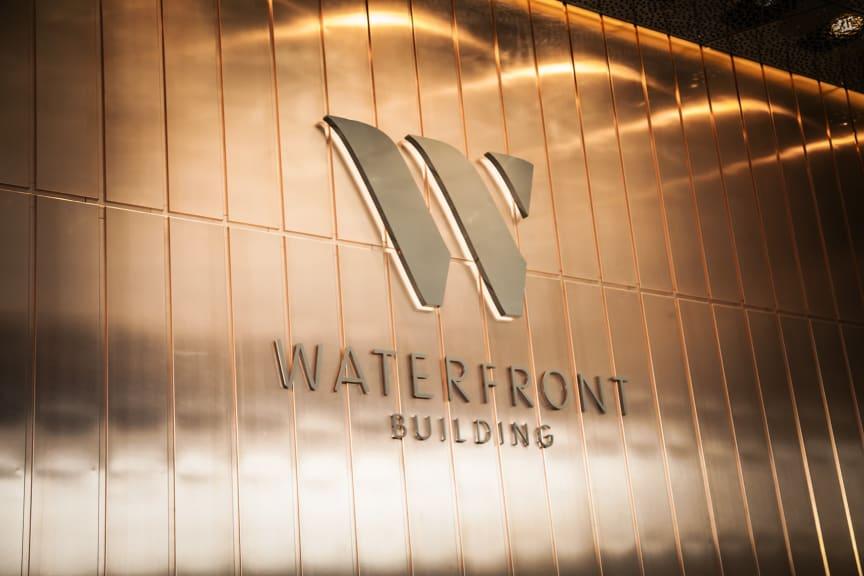 Logo_Entrance_Waterfront Building