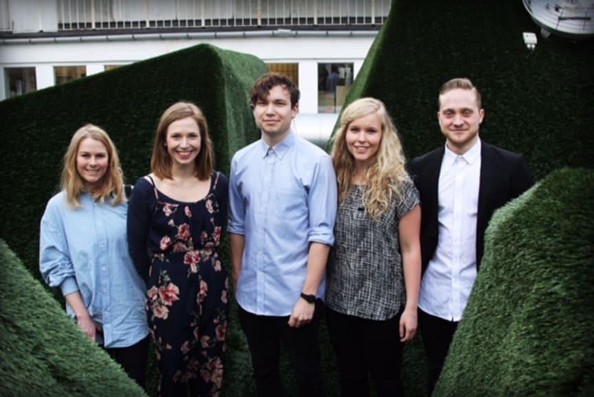 De fem første danske studerende udtaget til MADE by the Opera House