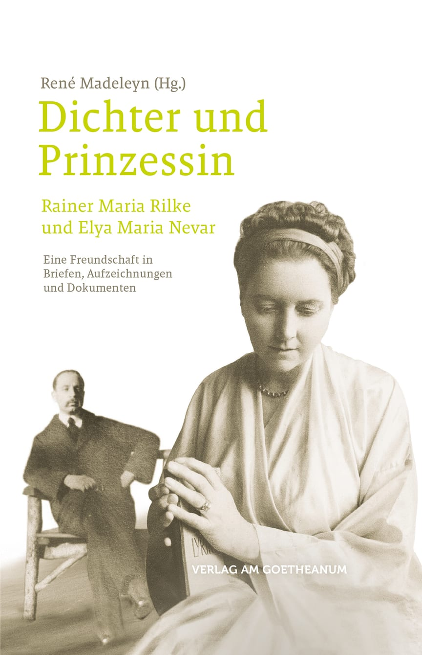 Cover Dichter und Prinzession_Verlag am Goetheanum